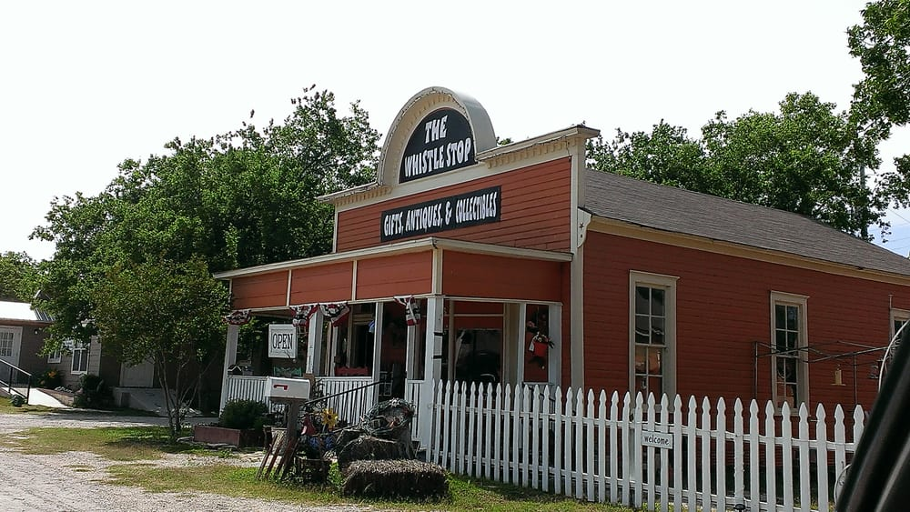 the Whistle Stop: 122 W Seguin St, Marion, TX