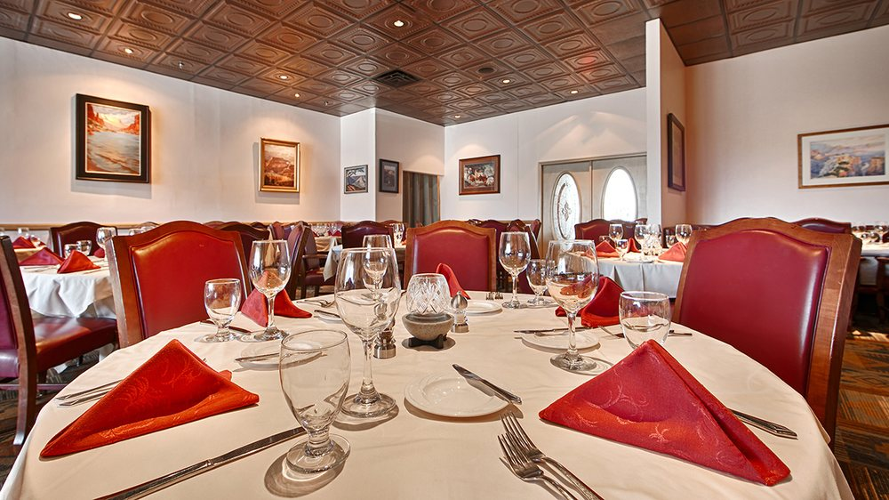 The Coronado Room: 74 Hwy 64, Tusayan, AZ