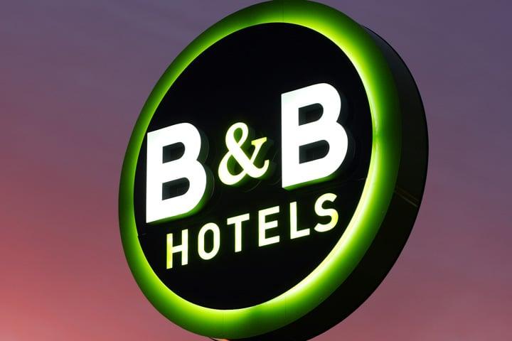 B&B Hôtel Valenciennes - Marly