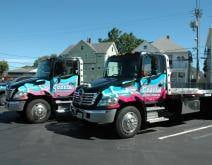 Towing business in Central Falls, RI