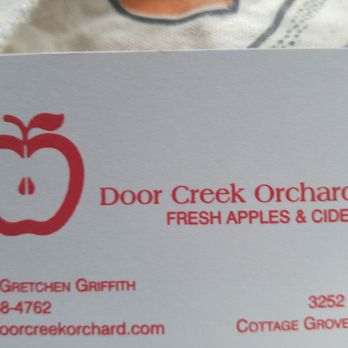 Photo of Door Creek Orchard - Cottage Grove WI United States. Door Creek