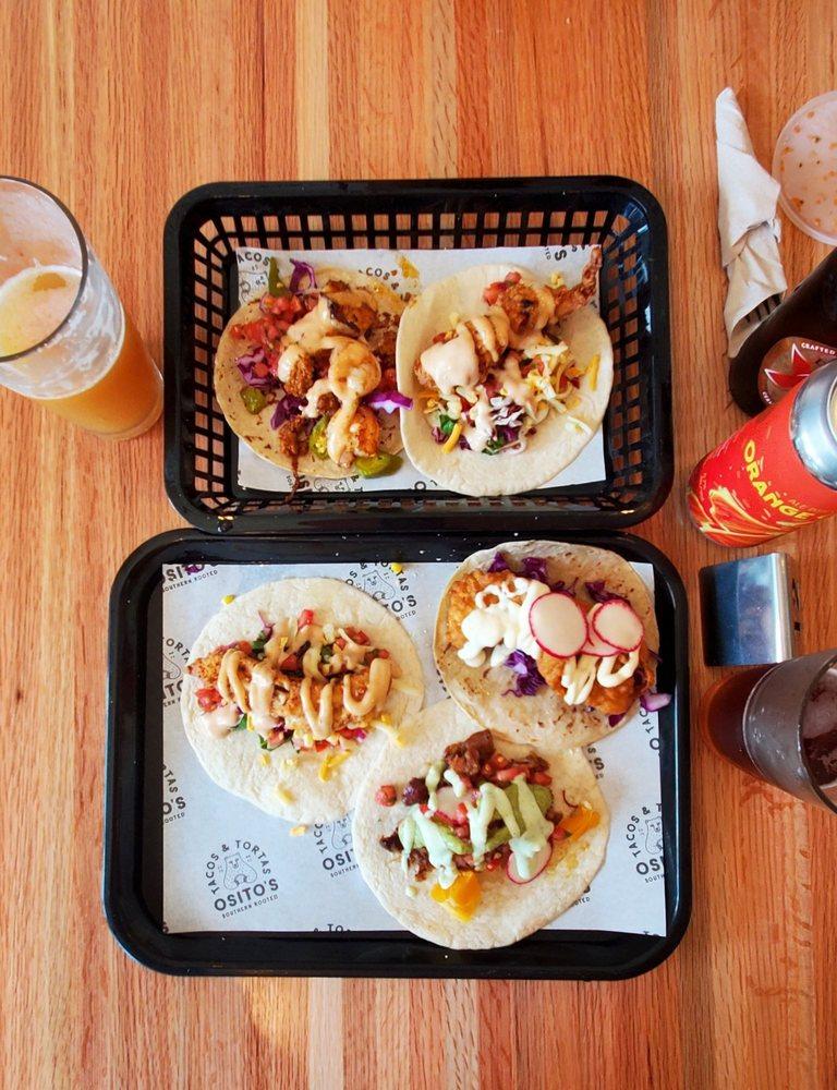 Osito's Tacos & Tortas: 20700 N Main St, Cornelius, NC