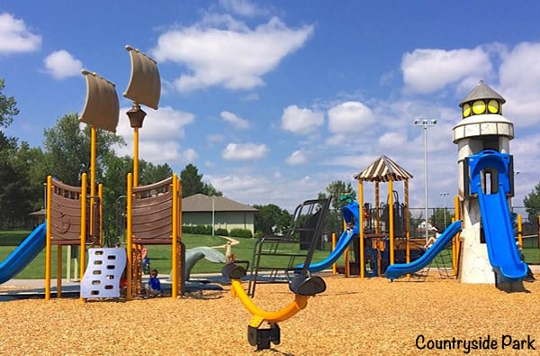 Countryside Park: 10470 Oak St, Westminster, CO