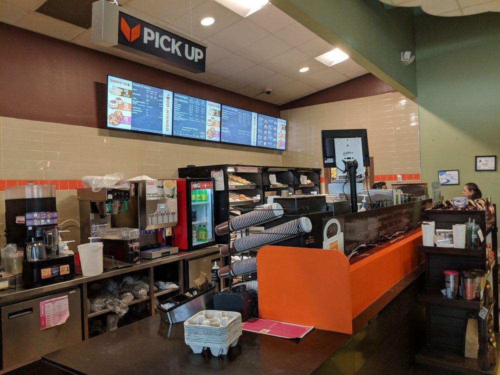 Dunkin': 10401 NC Highway 903, Halifax, NC
