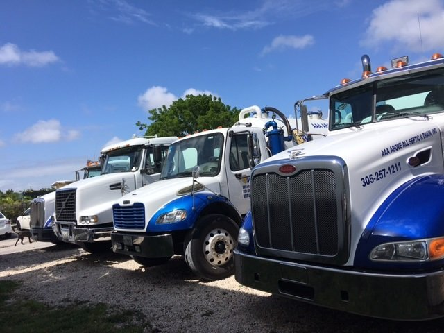 AAA Above All Septic & Drain Inc.: Homestead, FL