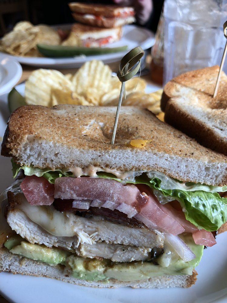 Hudson Cafe: 25 1st Ave, Atlantic Highlands, NJ