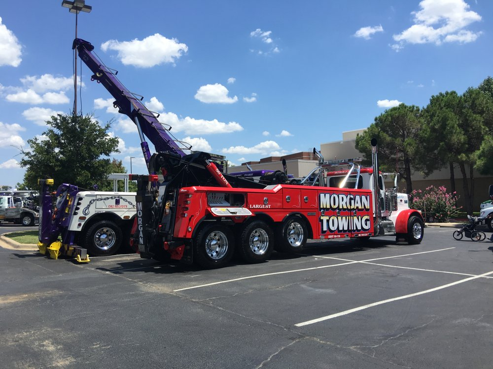 Morgan Towing & Recovery: 6668 S Muskogee Ave, Tahlequah, OK
