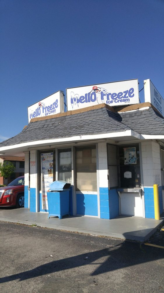 Mello Freeze: 1437 Bond Ave, East Saint Louis, IL