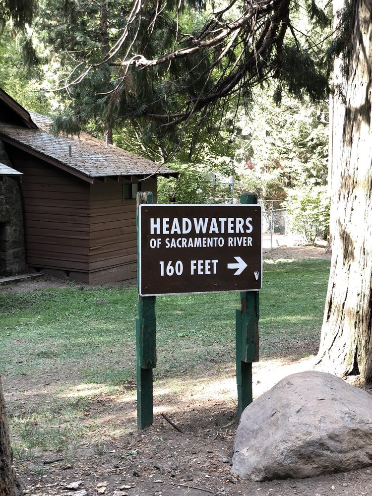 Mt. Shasta City Park: 1315 Nixon Rd, Mount Shasta, CA