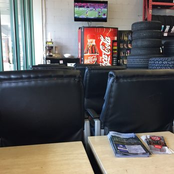 Photo Of Town Fair Tire   Bristol, CT, United States. Waiting Area.