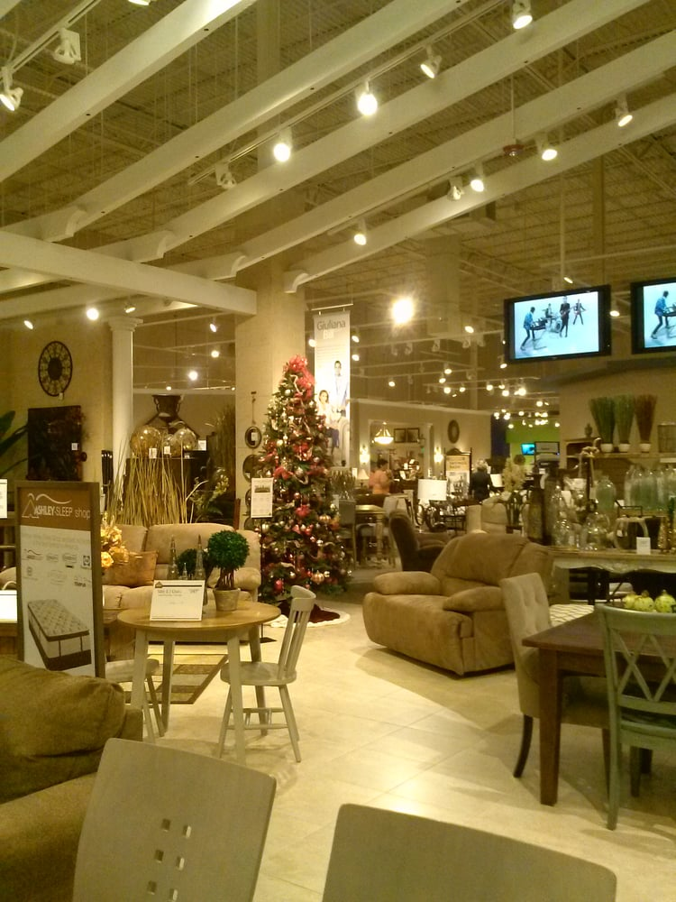 Ashley Homestore 12 Reviews Furniture Stores 9951 Interstate Commerce Fort Myers Fl