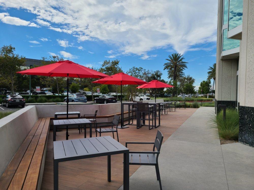The Cafe Krave: 2400 E Katella Ave, Anaheim, CA