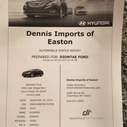 Photo Of Dennis Hyundai East   Columbus, OH, United States.