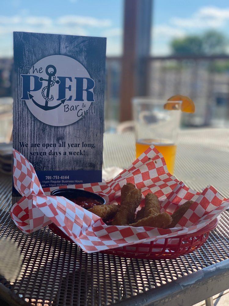 The Pier Bar & Grill: 1120 Riverwood Dr, Bismarck, ND