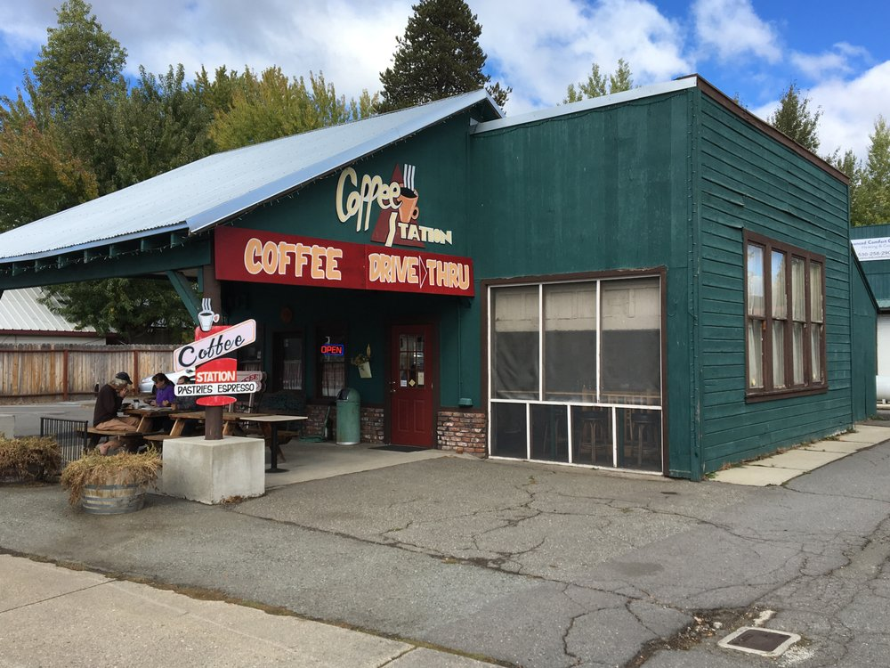 Coffee Station: 192 Main St, Chester, CA