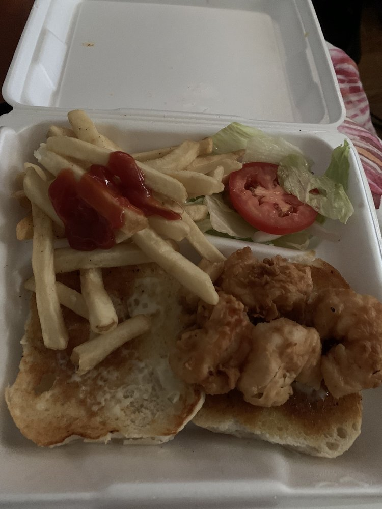 Food from Bandera Grill