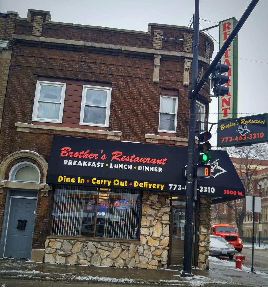 brother s restaurant 35 photos 41 reviews breakfast brunch avondale chicago il. Black Bedroom Furniture Sets. Home Design Ideas