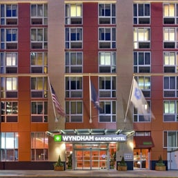Superb Photo Of Wyndham Garden Hotel Times Square South   New York, NY, United  States Design Ideas