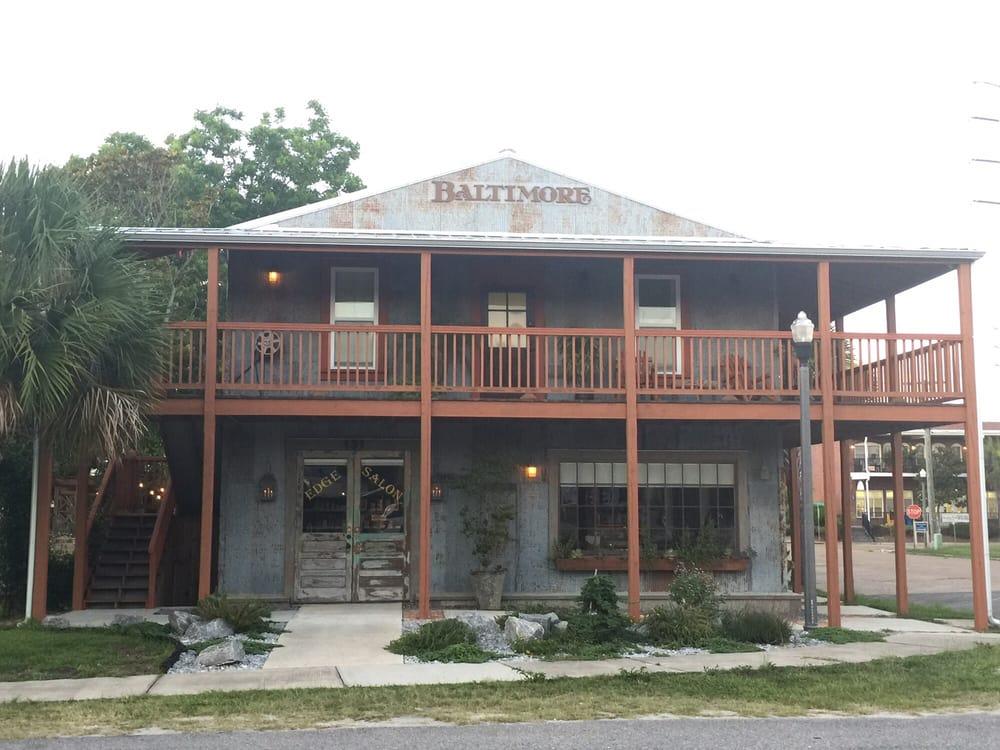 Edge Salon: 131 Market St, Apalachicola, FL