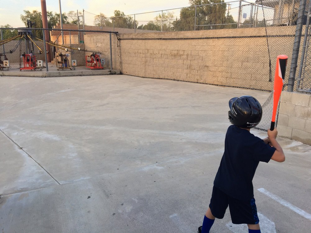 Riverside Batting Cages & Pro Shop: 6865 Murray St, Riverside, CA