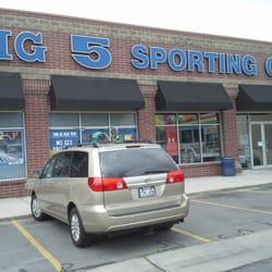 Big 5 sporting goods 10 recensioni articoli sportivi for Aggiunte di saltbox house
