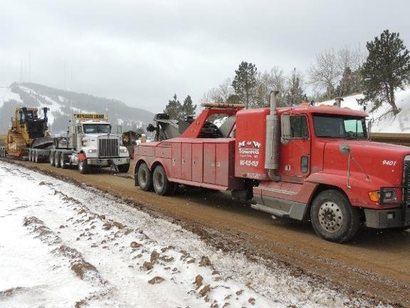 M & W Towing & Recovery: 22759 Radar Hill Rd, Box Elder, SD