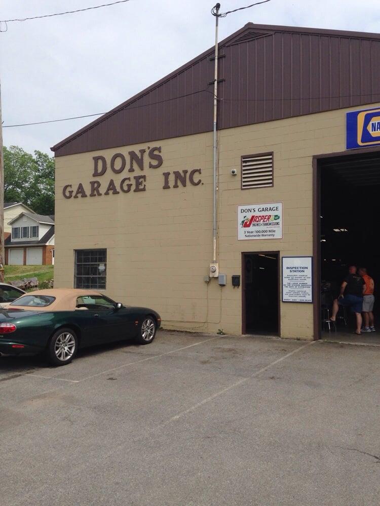 Don's Garage: 332 Front St SW, Abingdon, VA