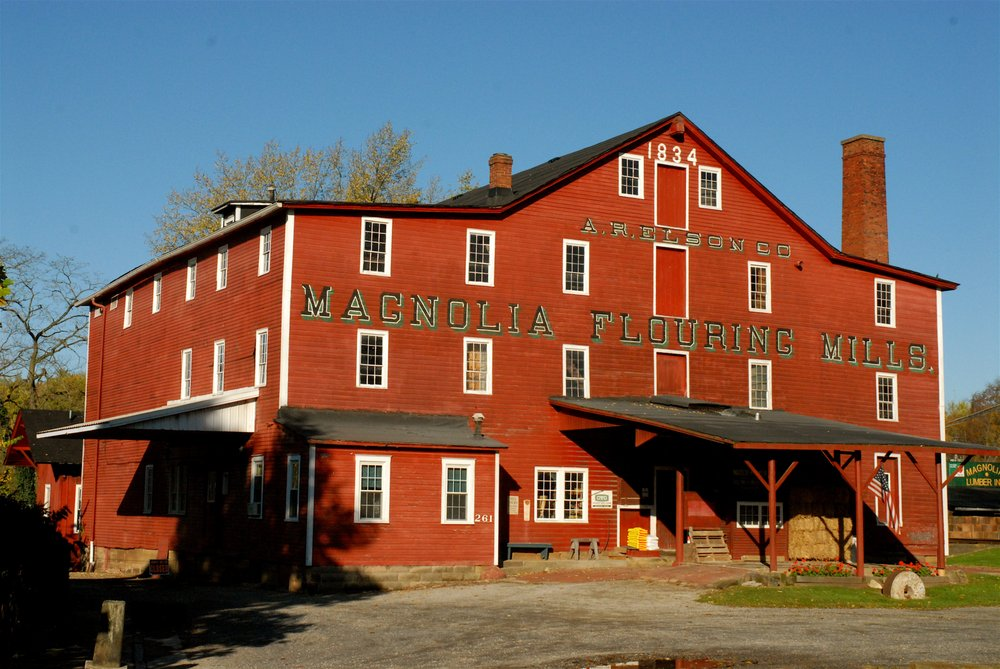 Magnolia Flouring Mills: 261 N Main St, Magnolia, OH