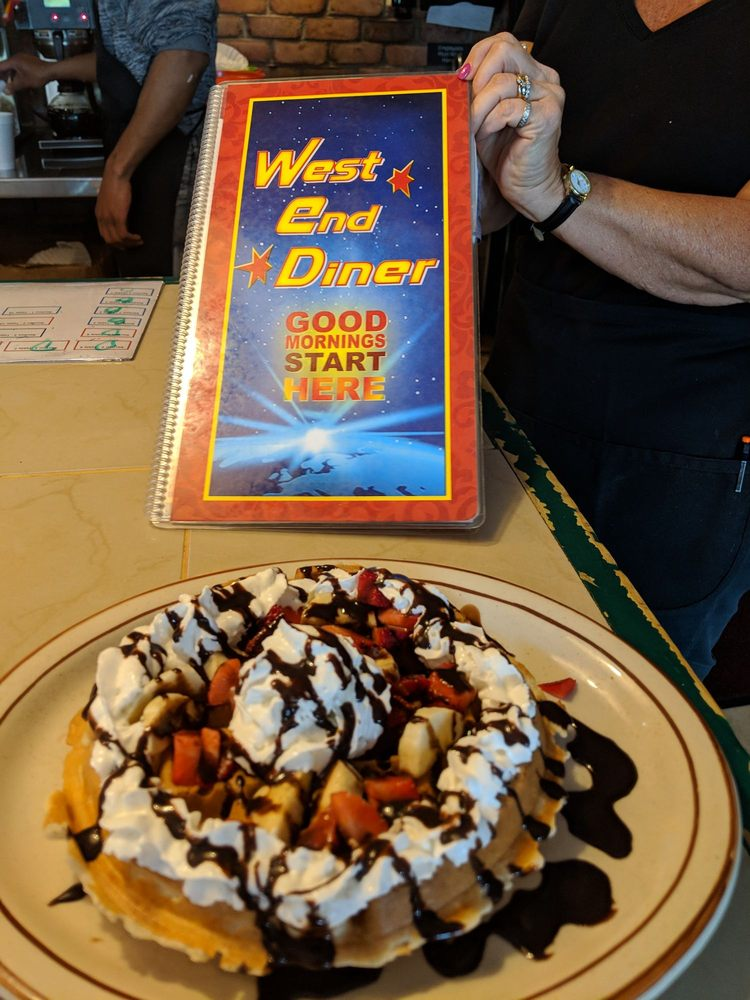 West End Diner: 1558 Rt 209, Brodheadsville, PA