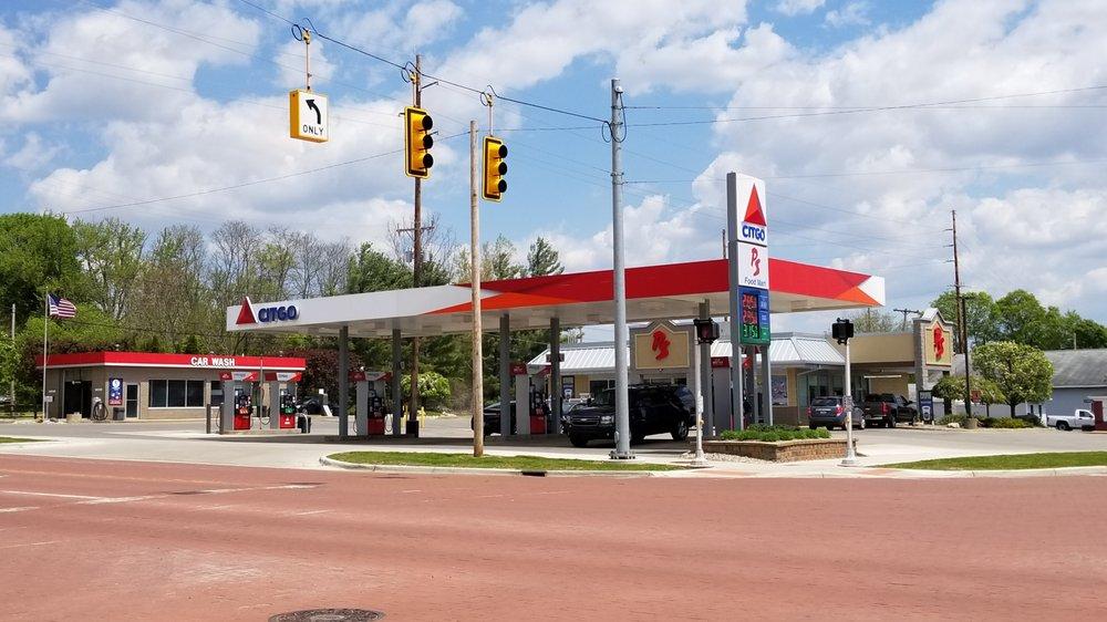 P S Food Mart: 101 E Michigan Ave, Albion, MI