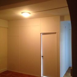 Photo Of Wall The Partition Temporary Wall NYC Pressurized Wall NYC    Woodside,
