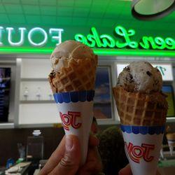Photo of Bartell Drugs - Seattle, WA, United States. Snoqualmie Ice Cream!