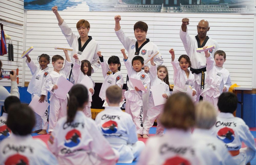 Choi's Tae Kwon Do: 18728 North Pointe Dr, Hagerstown, MD