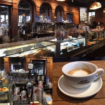 Nero Cafe  Congress St Boston Ma