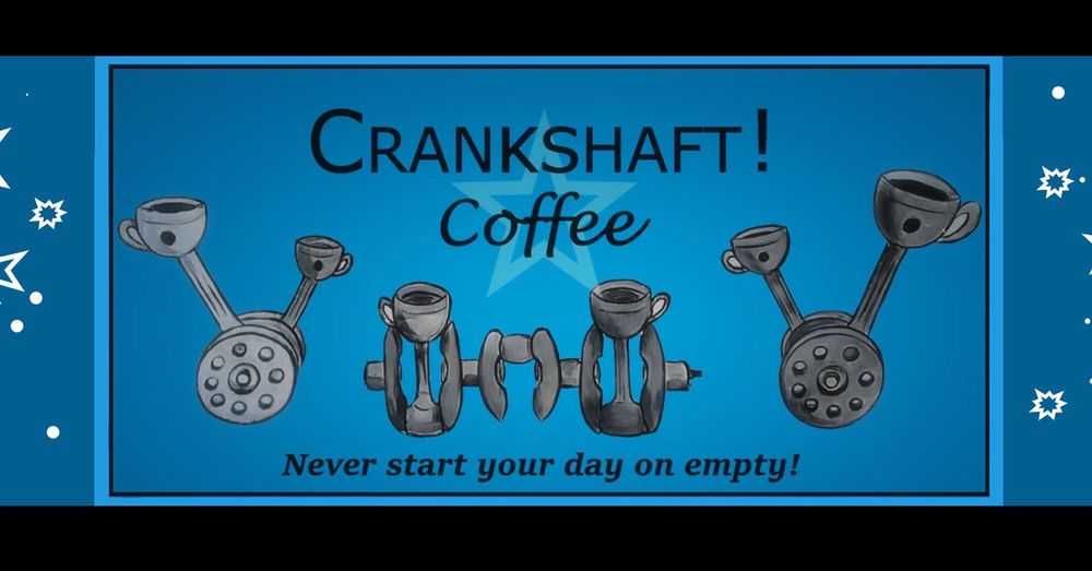 Crankshaft Coffee: 320 S National Ave, Bremerton, WA