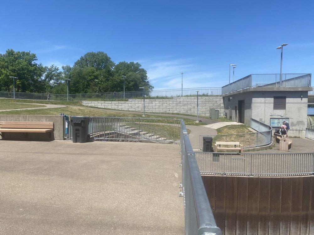 Coon Rapids Dam Visitor Center: 9750 Egret Blvd NW, Minneapolis, MN