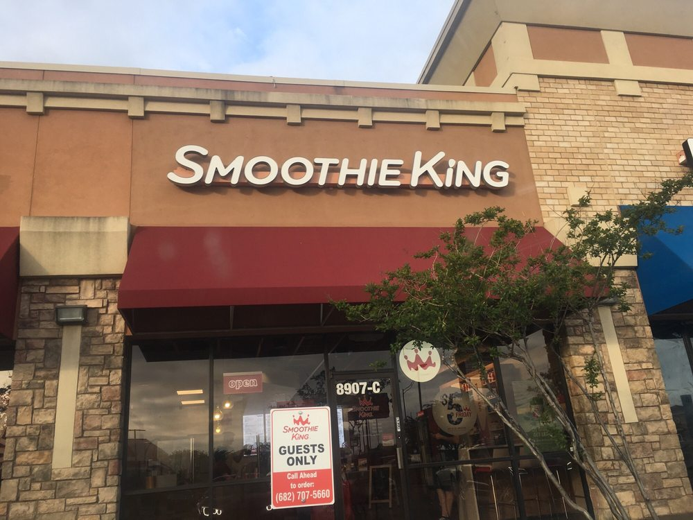 Smoothie King: 8907 Benbrook Blvd, Benbrook, TX