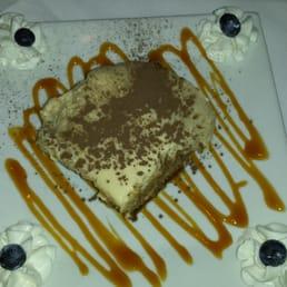 Il Portico Ristorante & Bar - Tappan, NY, United States. Homemade tiramusu...