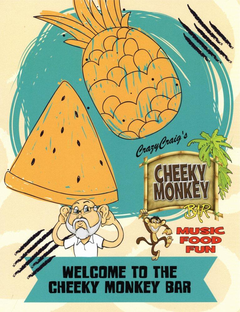 Social Spots from Crazy Craig's Cheeky Monkey Bar