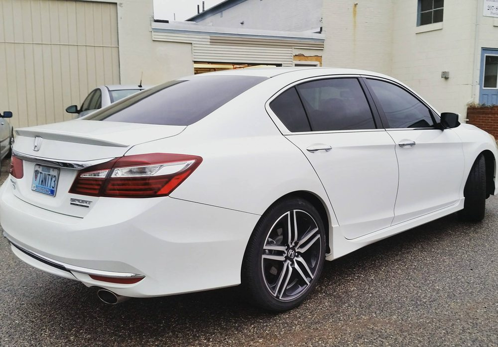 2017 Honda Accord With 20 Window Tint All Around Yelp