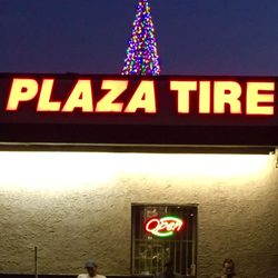 Firestone Tires Near Me >> Plaza Tire - 25 Photos & 21 Reviews - Tires - 14056 Ramona ...
