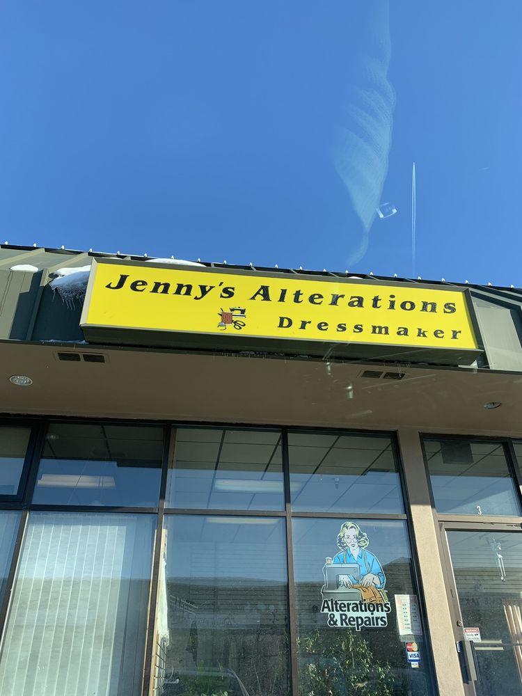 Jenny's Alterations: 4200 Old Seward Hwy, Anchorage, AK