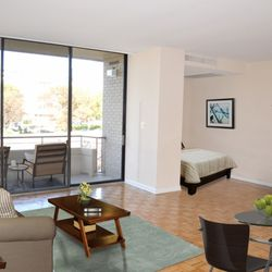 Photo Of Columbia Plaza Apartments   Washington, DC, United States