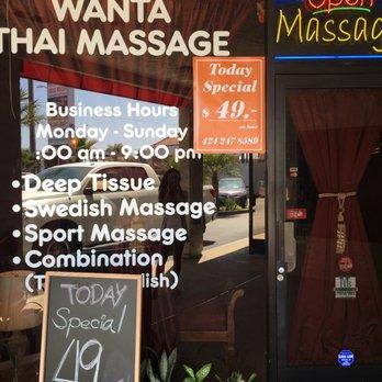 oasis thai thaimassage lundavägen