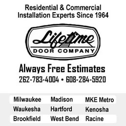 Superb Photo Of Lifetime Door Company   Kenosha, WI, United States