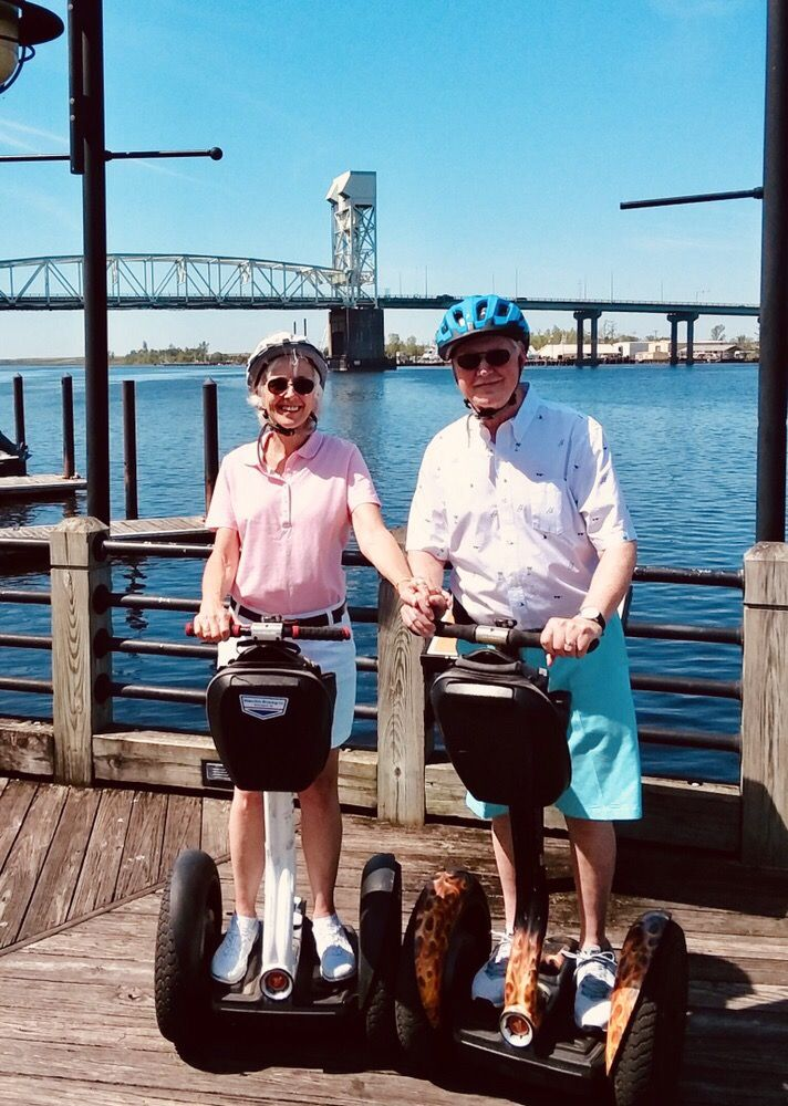 Cape Fear Segway: 106 North Water St, Wilmington, NC