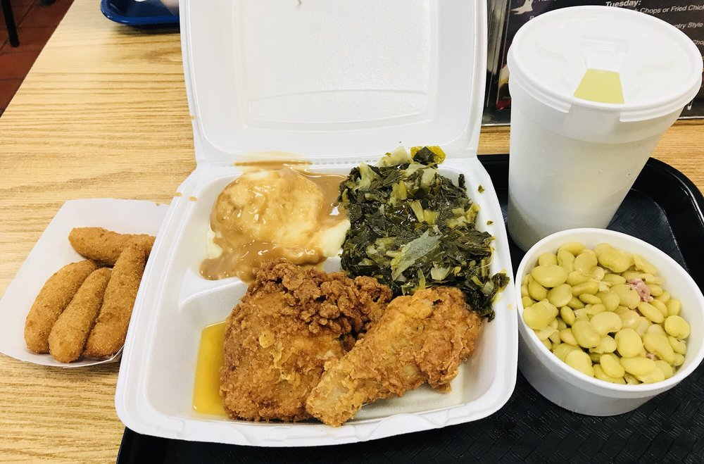 Kinlaw's Welcome Grill: 1816 Sapona Rd, Fayetteville, NC