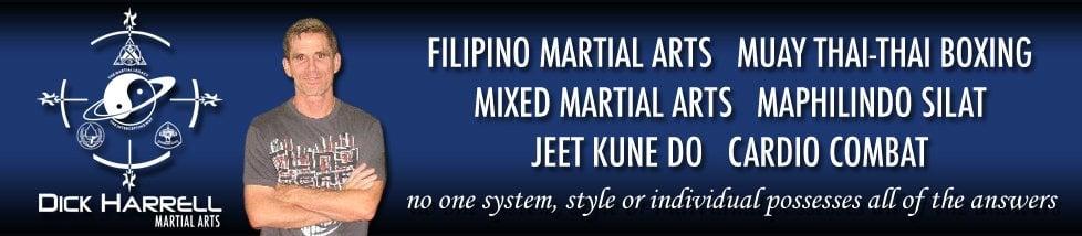 Dick Harrell Martial Arts