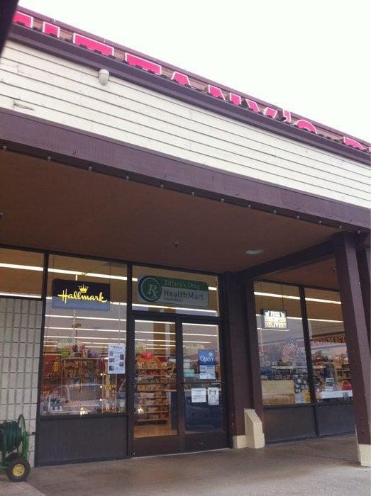 Tiffany's Drug: 44 Michigan Ave NE, Bandon, OR