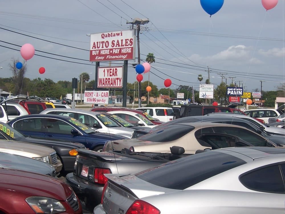 Refer someone to Qablawi Auto Sales and they buy a vehicle, you ...